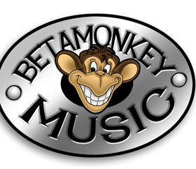 Beta Monkey Logo Crest