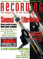 Recording Magazine April Edition Beta Monkey Music Review