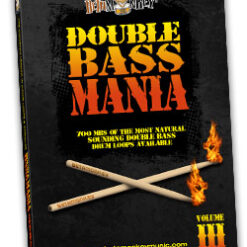 Double Bass Mania III Speed Metal Product Image
