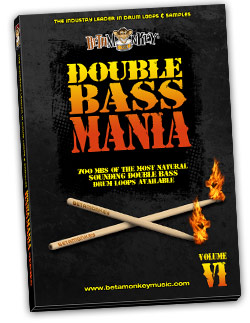 Double Bass Mania VI: Triplets of Doom Metal