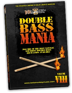 Double Bass Mania VIII Product Image