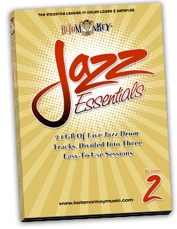 Jazz Drum Tracks | Jazz Essentials II