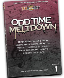 Odd Time Meltdown I Product Image