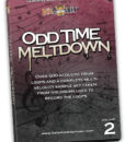 Odd time drum loops - Odd Time Meltdown II