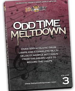 Odd Time Meltdown III Odd Time Drum Loops