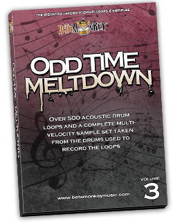 Odd Time Meltdown III Product Image