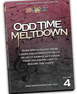 Odd Time Meltdown IV Product Image