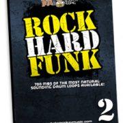 Drum Loops for Funk and Funk-Rock - Rock Hard Funk II