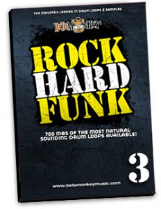 Funk Beats - Rock Hard Funk III