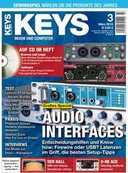 Keys Magazine Review - Beta Monkey