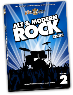 Alt and Modern Rock 2 Product Image