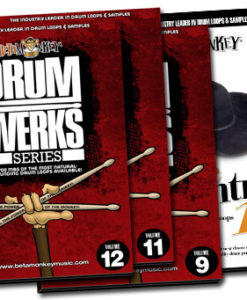 Product image of Rocking Nashville Country Drum Loop Bundle