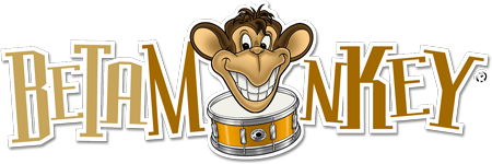 Beta Monkey: 100% Pure Drum Loops