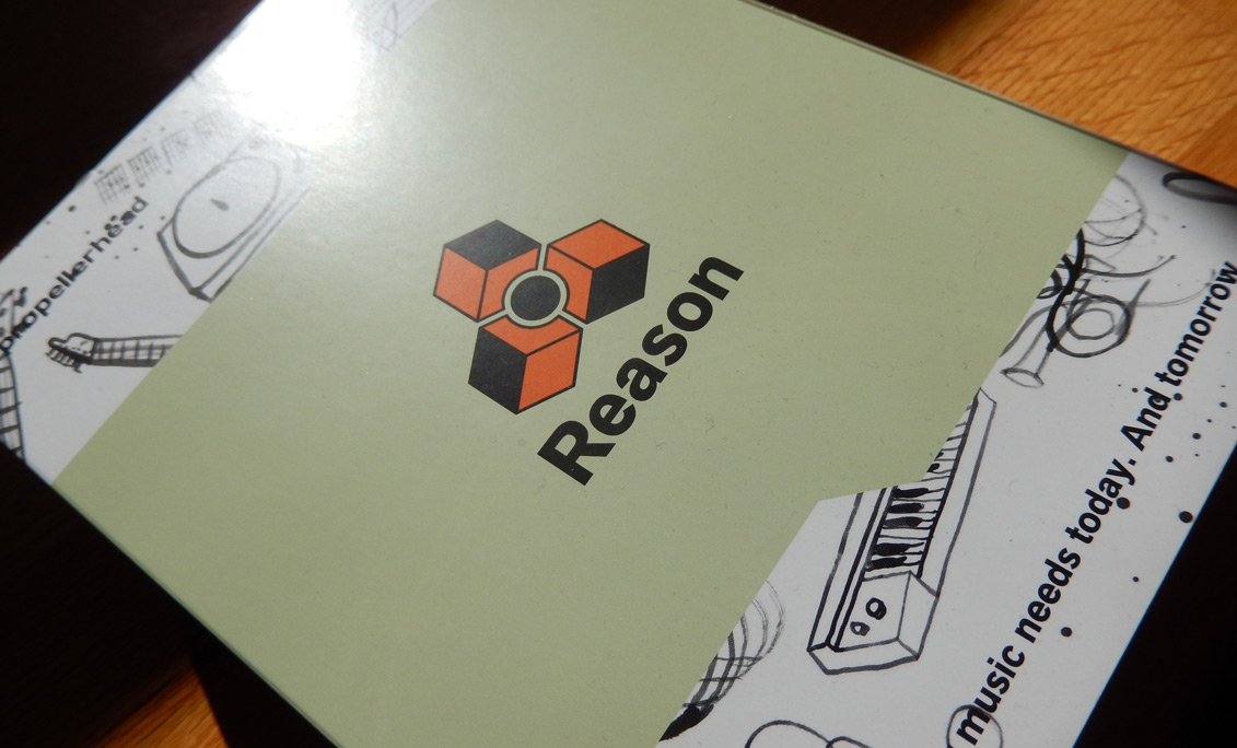 Using REX2 loops in Reason and other host software