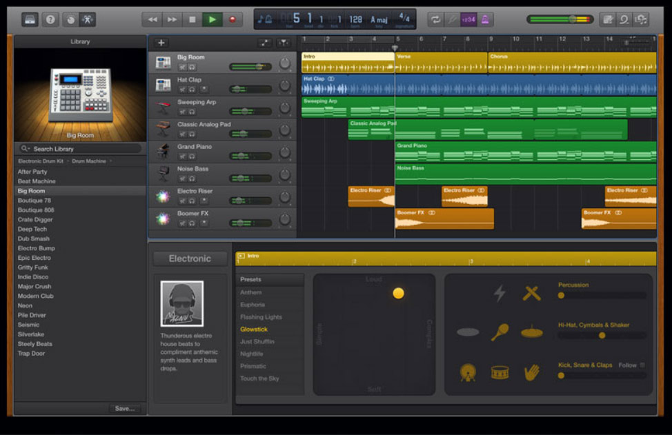 How to import Apple Loops into Garageband, Logic