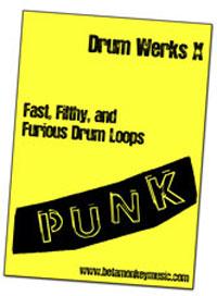 Drum Werks X Punk - Beta Monkey