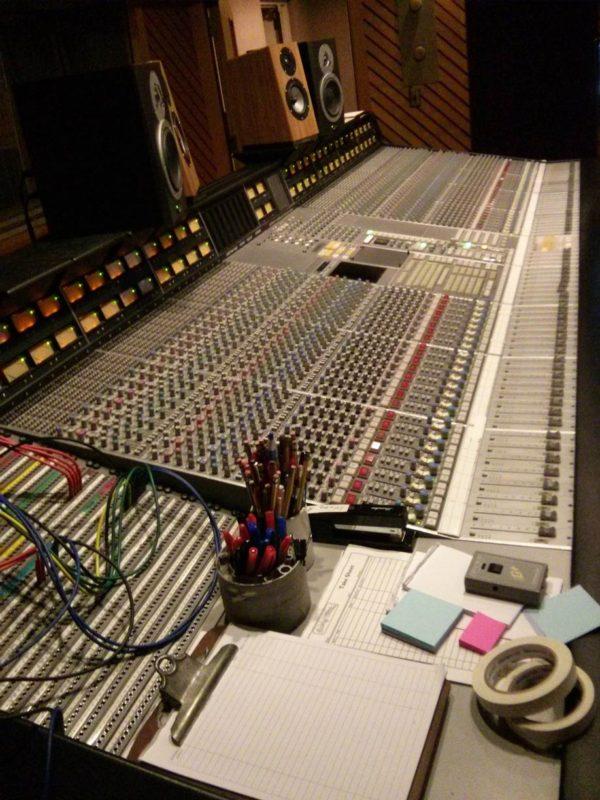 Recording Desk - Beta Monkey