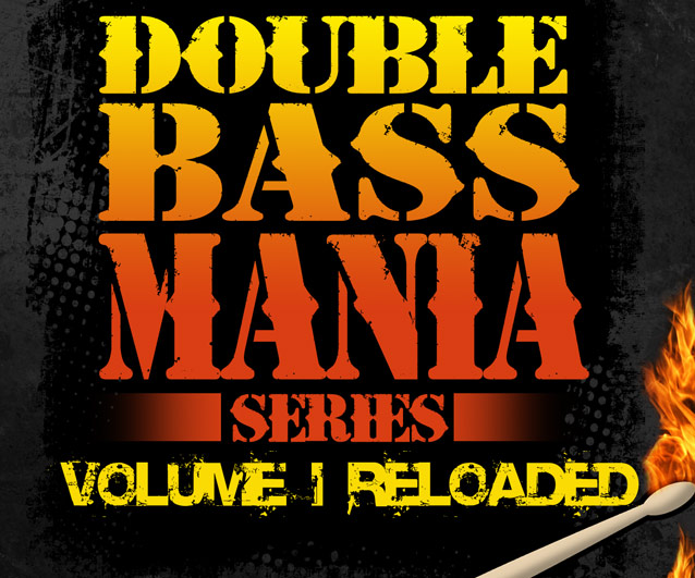 Drum Loops for Metal - Double Bass Mania I Reloaded