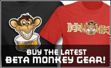 Beta Monkey Wearable Gear