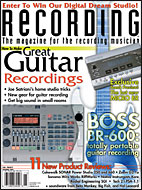 Recording Mag 2006 Review