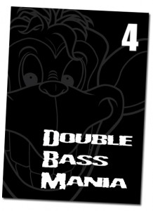 Double Bass Mania IV Cover