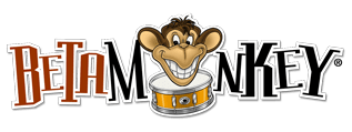 Beta Monkey Logo