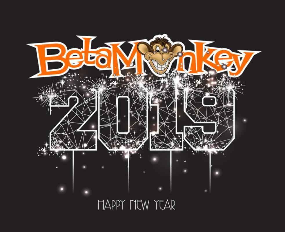 Beta Monkey 2019 New Year