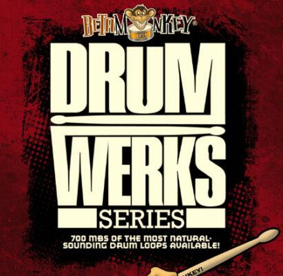 Rock Drum Loops, Beats, Samples - Beta Monkey