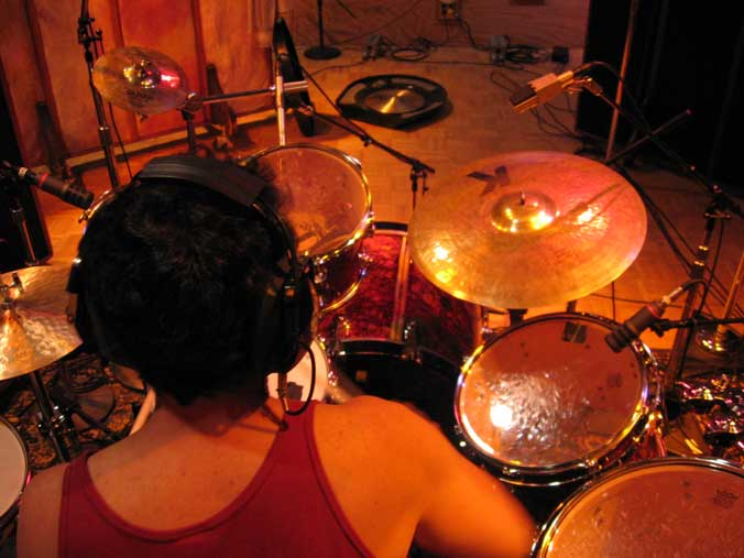 How to Inspire Your Music With Live Jazz Drum Tracks